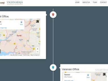 vighanaraja textile agency