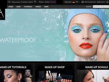 Makeup-Atelier