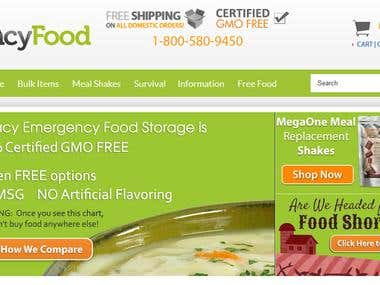 Freelegacy food