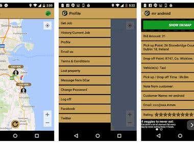 GCar(Native Android)