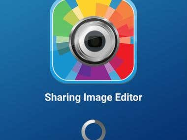 Sharing Image Editor