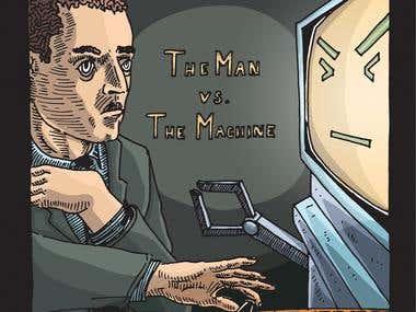 The Man vs. The Machine