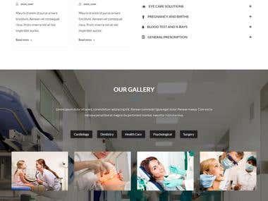 One Canada square medical website