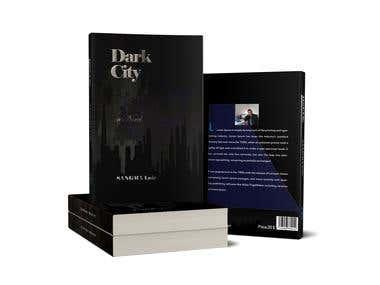 Amazing book cover design