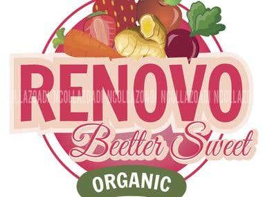 Logo Design RENOVO