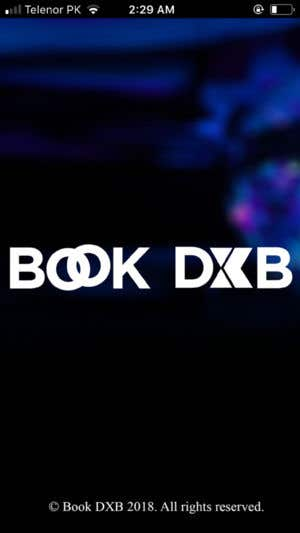 Book DXB