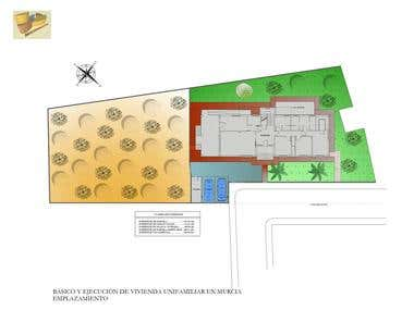 Project of Villa House