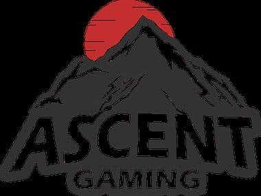Ascent Gaming Logo
