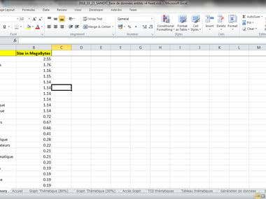 Improving Excel file performance