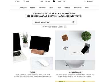 Formgut.design - Responsive WooCommerce solution
