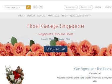 Singapore Florist   Same Day Flower Delivery   FloralGarageS