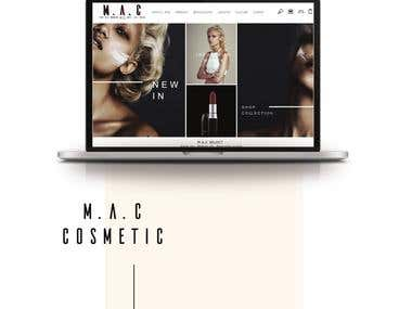 MAC application and Website Design