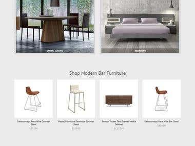 Shopify Theme integration and customization
