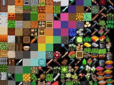 Sprites & Tiles
