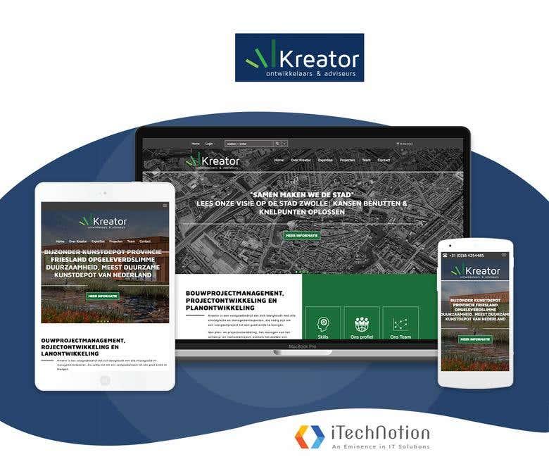 Real Estate Website | Freelancer