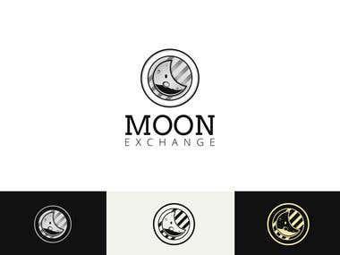 Moon Exchanges Logo