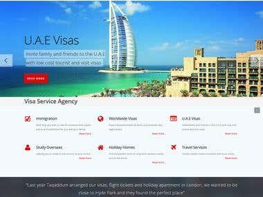 Visa Service Agency