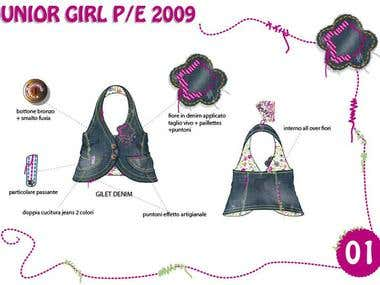 Junior girl Collection