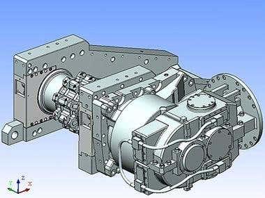 CAD/CAM/CAE