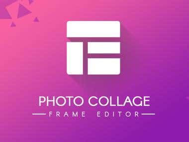Photo Collage Frame Editor
