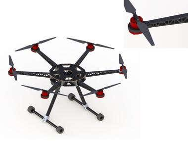 Drone ReDesingn