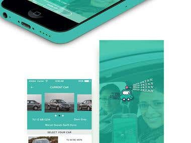 Dren Dren Taxi Application