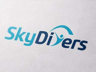 SkyDiving Websites Logo