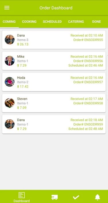 EatNStreet Food Truck Owner/Operators app