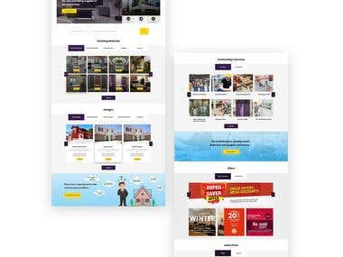 Builders Aggregator Website