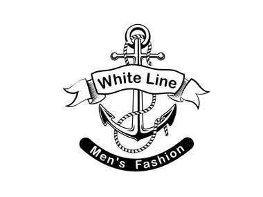 White Line Logo