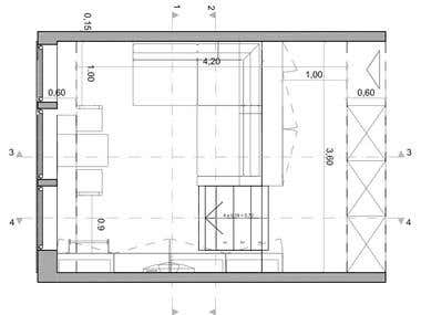 Tecnical Drawing 2d Autocad