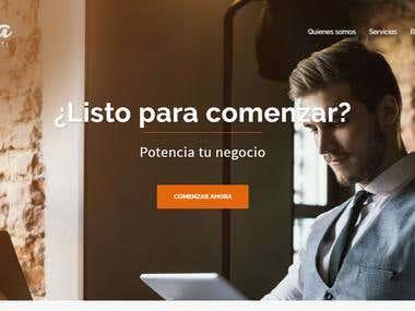WEBSITE CEBRA PUBLICIDAD