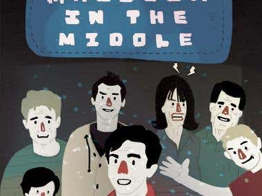 Malcolm in the Middle Illustration