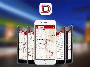 GPS Traking App
