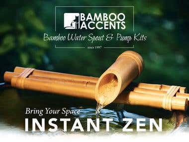 Amazon EBC page for Bamboo Accents