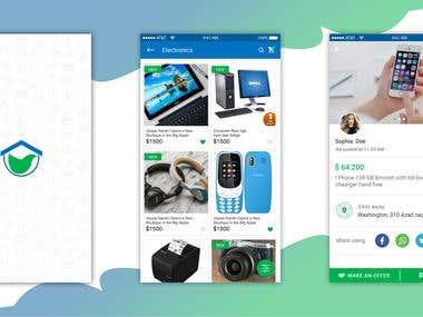 Ecommerce App Samples