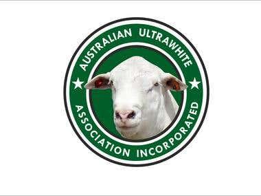 Australian UltraWhite Assoc. Inc. Logo