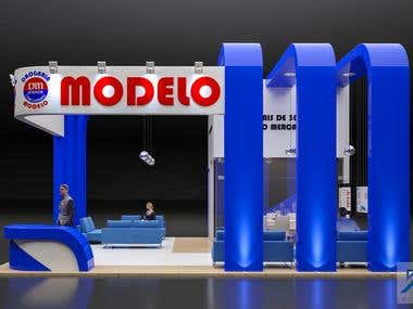 Stand Model 03