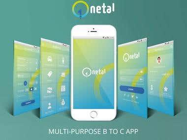 Onetel B2C App