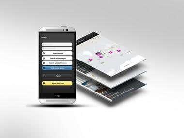 QuizFinder Mobile App