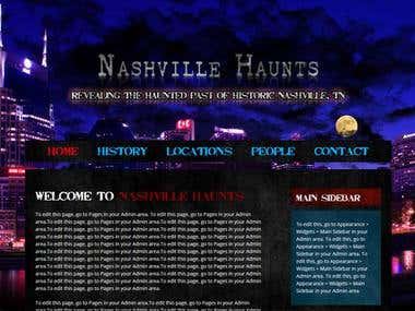 Nashville Haunts