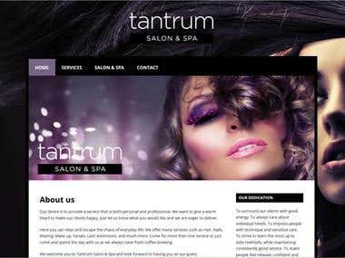 Tantrum Salon Spa