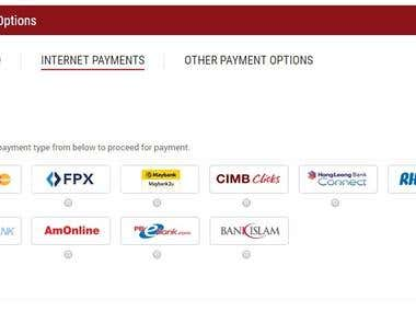 MOLPAY Internet Payment