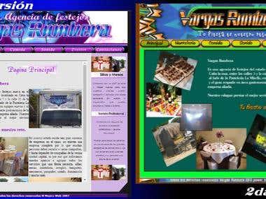web site Vargas Rumbera
