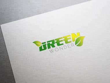 Logo GreenWonder