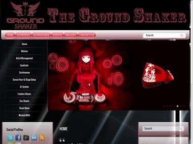 DJ's Website