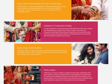 Jain Mandap Matrimonial