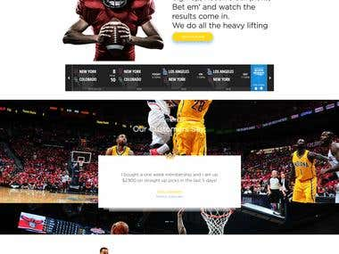 Sports picks Information Site