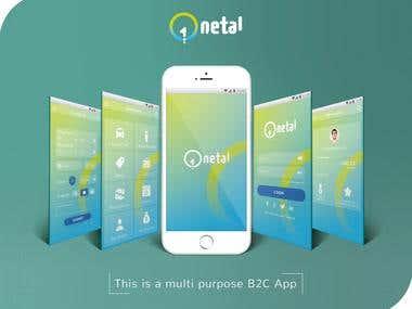 Onetel B2C Mobile App