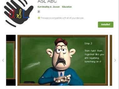 ASL ABC